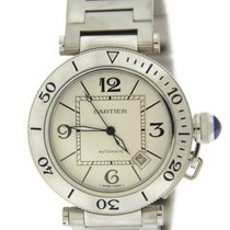Cartier Pasha Seatimer Automatic Stainless Steel