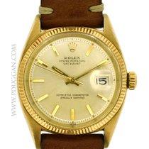 Rolex 14k yellow gold vintage 1977 Datejust