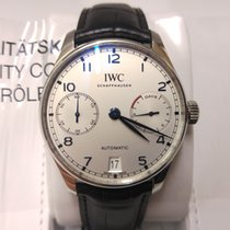 IWC Portugieser Automatic 7 days 42,3 mm - FULL SET