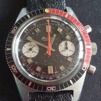 Bulova 666 feet N2 Chrono Diver Tropical dial 1972