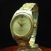 Rolex Oyster Perpetual 14kt 585 Rot Gold Edelstahl Automatic /...