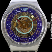 Swatch Tresor Magique Platinum Automatic Limited Edition
