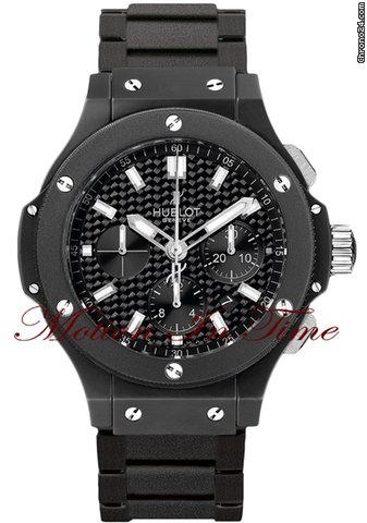Hublot Big Bang Black Magic Evolution &amp;#34;All-Black&amp;#34; BLACK HOLE RARE