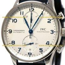IWC Portuguese Chronograph 371446 Iwc Portoghese Cronografo