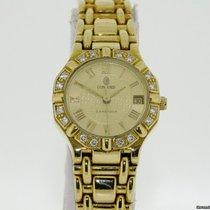 Concord Saratoga 18 K Gold. Diamonds