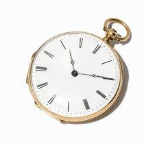 Early Cartier Pocket Watch