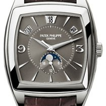 Patek Philippe Gondolo Calendario 18K Solid White Gold