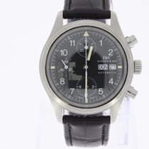IWC Portugieser Chronograph Rosegold 3714