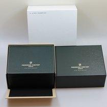 Frederique Constant Limitierte Uhrenbox mit Umkarton und Zubehör