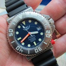 Squale Tiger 300m Blue Dial