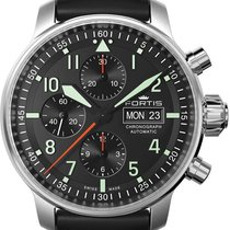 Fortis Aviatis Collection Flieger Pro Chronograph 705.21.11 L...