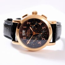 Paul Picot Firshire Ronde Flyback Rose Gold 18K