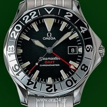Omega Seamaster Automatic GMT 50th Anniversary