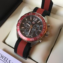TAG Heuer Formula 1 McLaren 30th Anniversay Limited Edition