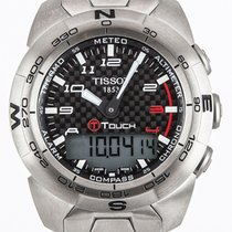 Tissot T-Touch Expert Titanium 46.3