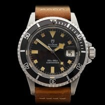 Tudor Submariner Snowflake Stainless Steel Gents 94110