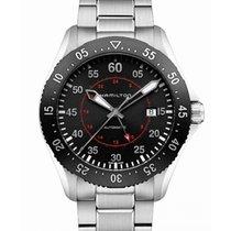 Hamilton Khaki Aviation Pilot GMT Automatic Men's Watch  -...