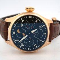 "IWC Big Pilot's Watch Perpetual Calendar ""Salto..."