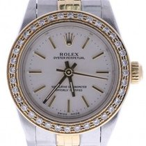 Rolex Oyster Perpetual Automatic-self-wind Womens Watch 76193