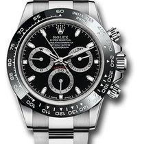 Rolex ceramic bezel  Daytona black dial 116500LN