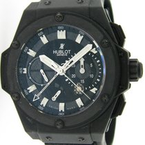 Hublot King Power Black Magic Lim. Ed. Split-Second Chrono