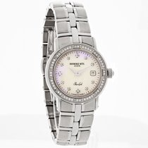 Raymond Weil Parsifal Ladies Diamond Swiss Quartz Watch...