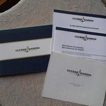 Ulysse Nardin Vintage 2003 Uhrenbuch und Preisliste
