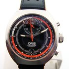 Oris S/Steel Mens CHRONORIS Date Automatic Watch Cal 672