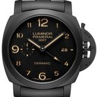 Panerai PAM 438 Luminor Marina GMT Ceramic Tuttonero 1950 Case...