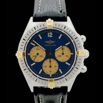 Breitling Callisto Chronograph Ref.: 80520n St./Gg. Rollauxban...
