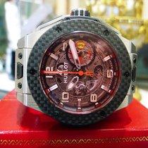 Hublot Big Bang Ferrari Chronograph Skeleton Dial 45mm Men...