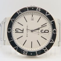 Bulgari Diagono Steel Automatic 42mm Ref. BB42SS  (With Papers)