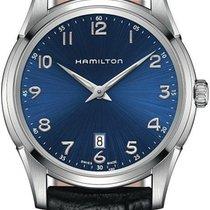 Hamilton Jazzmaster Thinline H38511743 Herrenarmbanduhr flach...