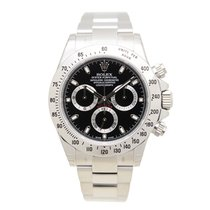 勞力士 (Rolex) Daytona Stainless Steel Black Automatic 116520BK
