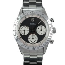 "Rolex DAYTONA 6262 ""PAUL NEWMAN"" BLACK DIAL 3 COLORS"