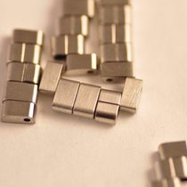 Omega Bracelet Link 1297 114st1297 Stainless Steel Nos