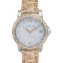 Carl F. Bucherer Carl F.  Patravi Autodate Diamond Ladies...