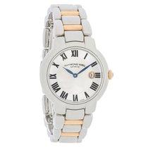 Raymond Weil Jasmine Ladies Two-Tone Quartz Watch  5229-S5-01659