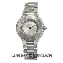Cartier Mint Genuine Ladies Must de  21 31mm 1330 Quartz