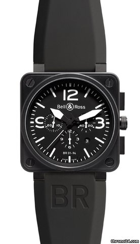 Bell &amp;amp; Ross BR01-94 Chronograph 46mm