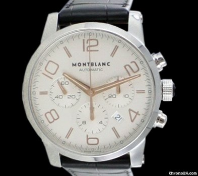 Montblanc Timewalker Chronograph Men&amp;#39;s