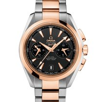 Omega Men's 23120435206001 Seamaster Aqua Terra Watch