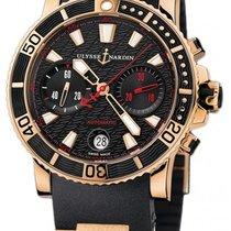 Ulysse Nardin Marine Maxi Marine Diver Chronograph 8006-102-3A...
