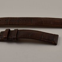 Oris Leder Armband 16mm Für Dornschliesse 14mm Neu