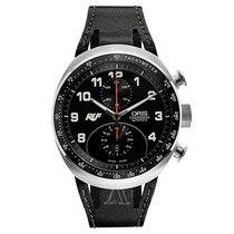Oris Men's TT3 RUF CTR3 Chronograph Watch