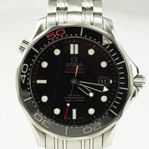 Omega Seamaster James Bond 007 Limited Edition (50th Anniversary)
