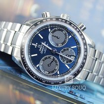 Omega Speedmaster Racing Co-Axial Chronograph 40MM Steel Men