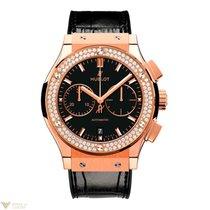 Hublot Classic Fusion Chronograph 18K King Gold Men's Watch