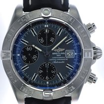 Breitling Mans Automatic Wristwatch Chronograph Galactic II...