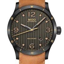 Mido Men's M0254073606110 Multifort Automatic Watch